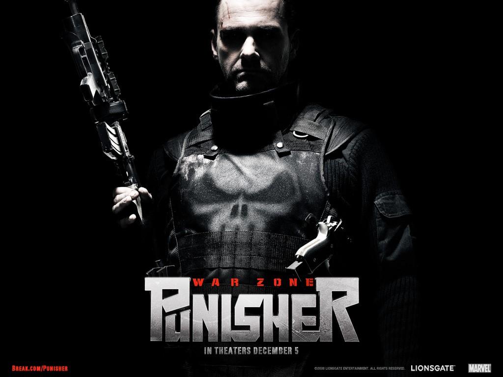 Movies Wallpaper: Punisher - War Zone