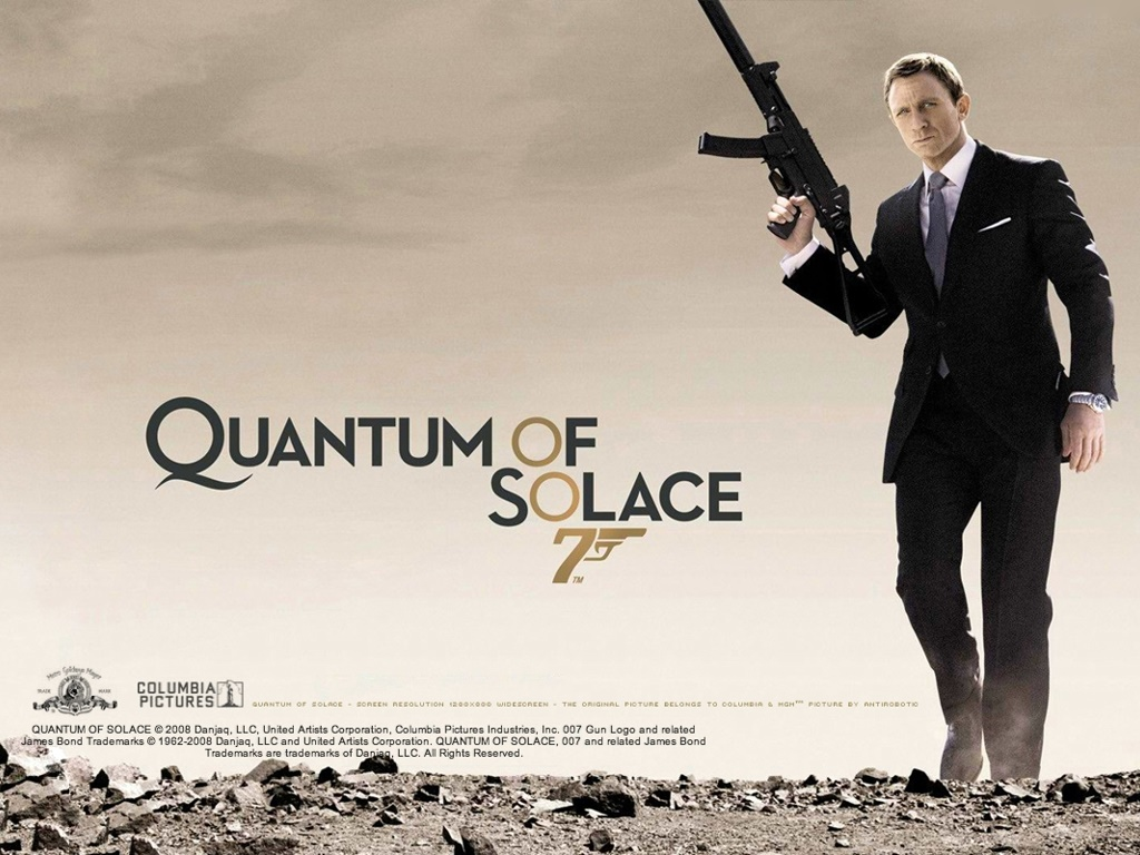 Movies Wallpaper: Quantum of Solace