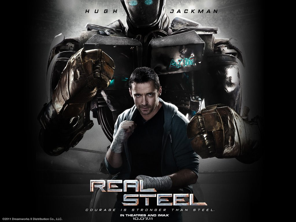 Movies Wallpaper: Real Steel