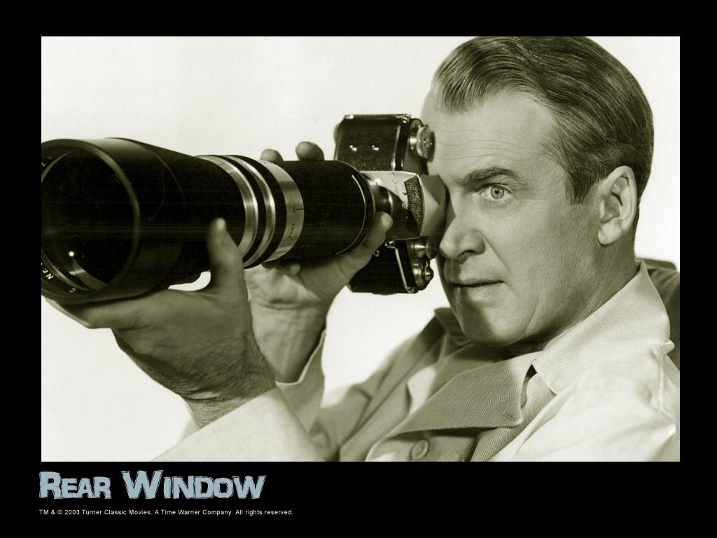 Movies Wallpaper: Rear Window