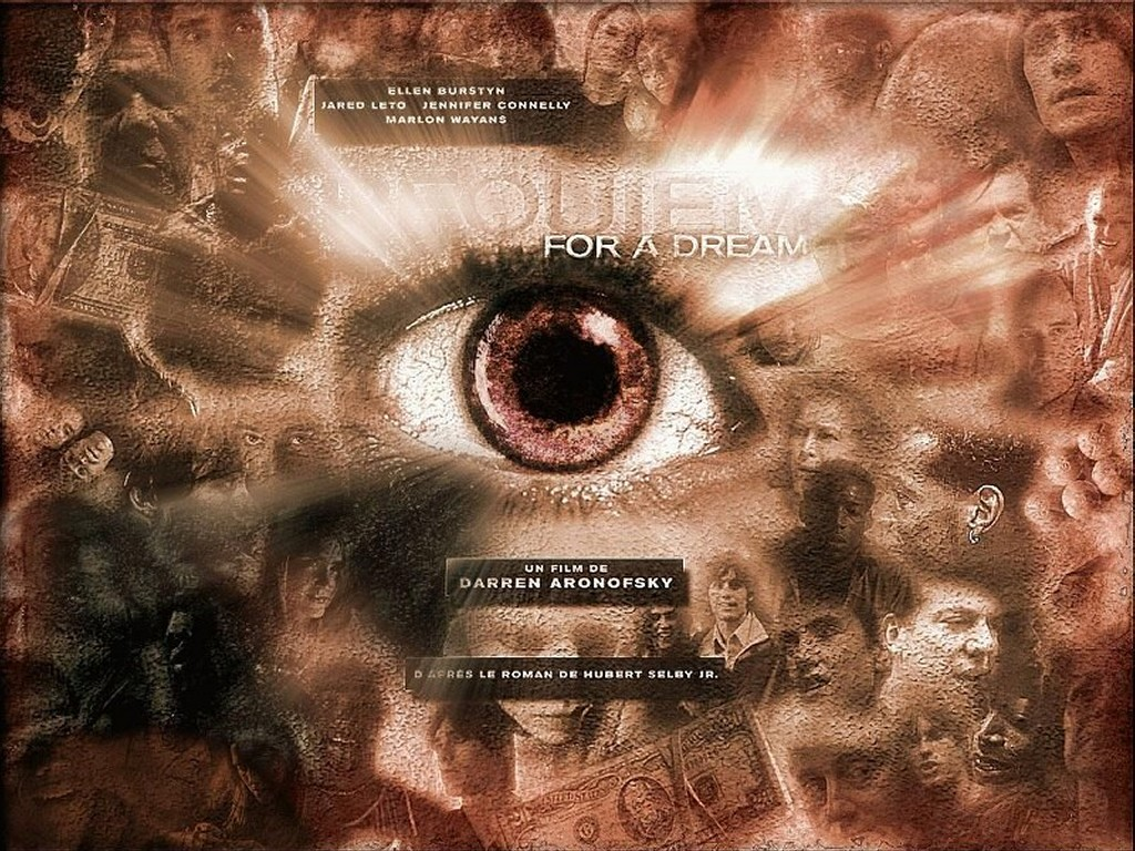 Movies Wallpaper: Requiem for a Dream