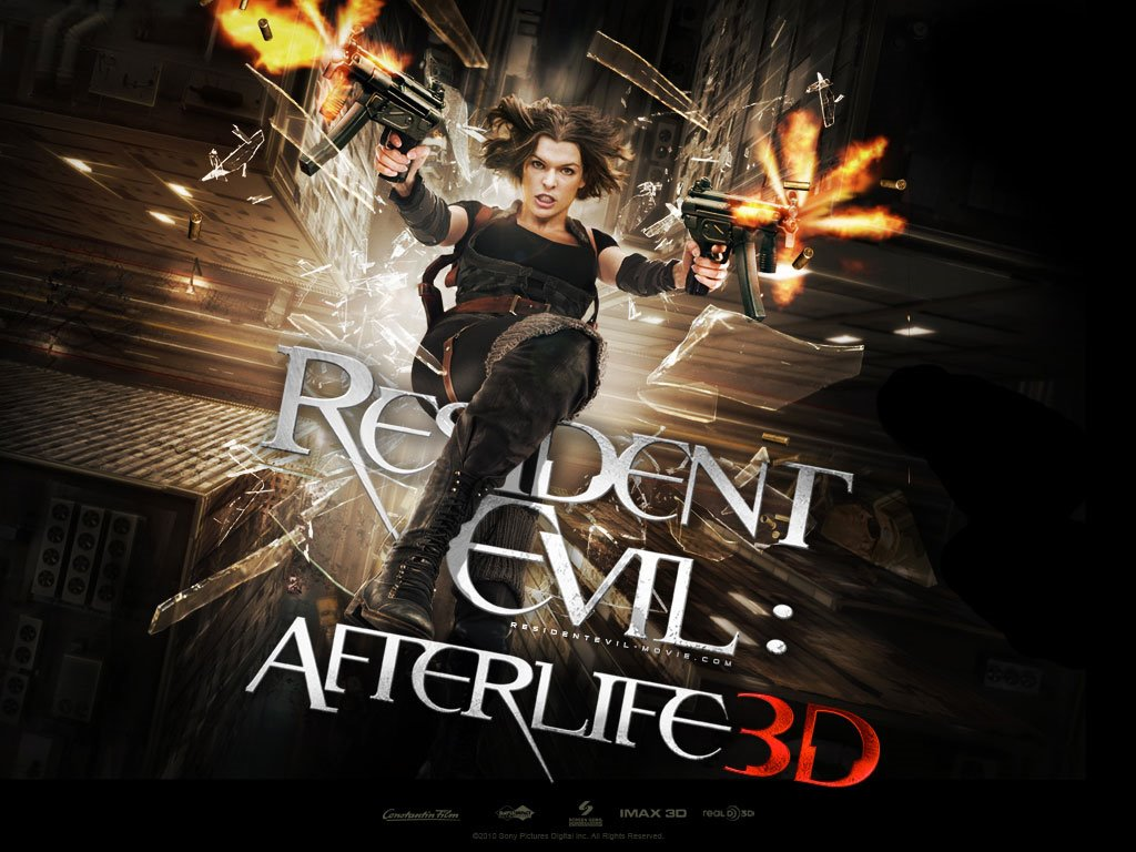 Movies Wallpaper: Resident Evil - Afterlife