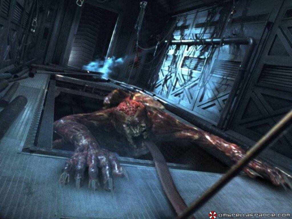 Movies Wallpaper: Resident Evil - Monster