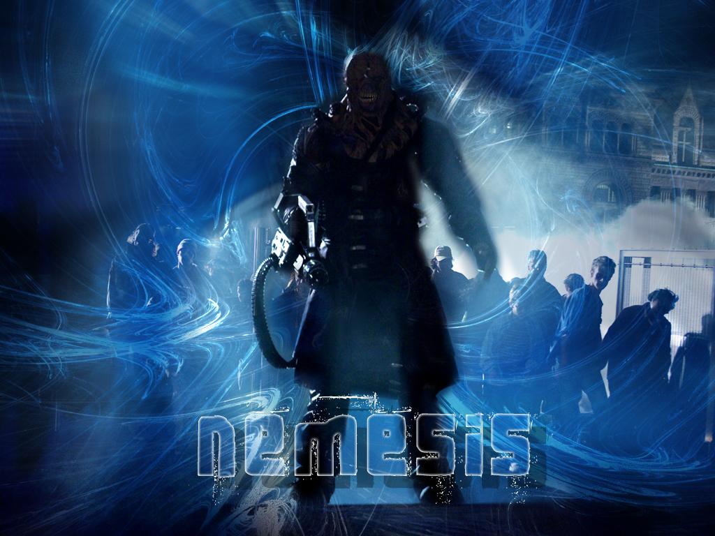 Movies Wallpaper: Resident Evil 2 - Nemesis