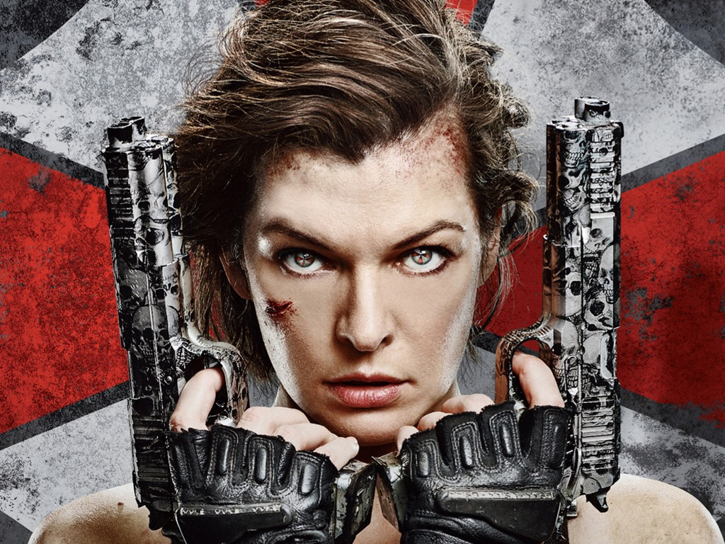 Movies Wallpaper: Resident Evil - The Final Chapter