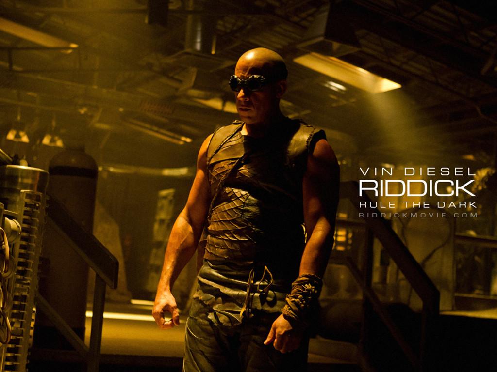 Movies Wallpaper: Riddick