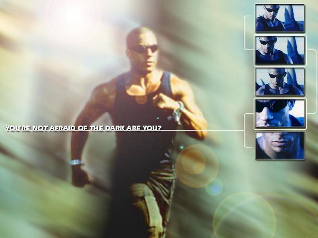 Movies Wallpaper: Riddick - from Pitch Black
