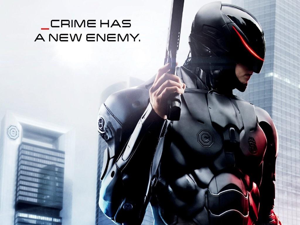Movies Wallpaper: Robocop (2014)