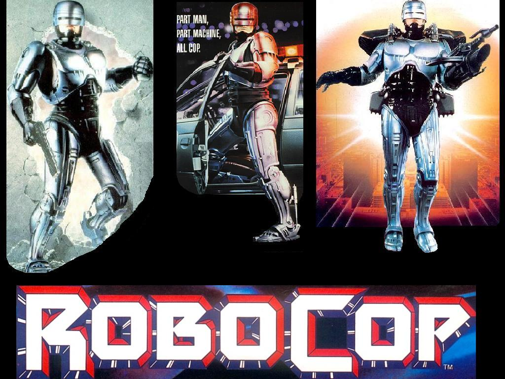 Movies Wallpaper: Robocop - Trilogy