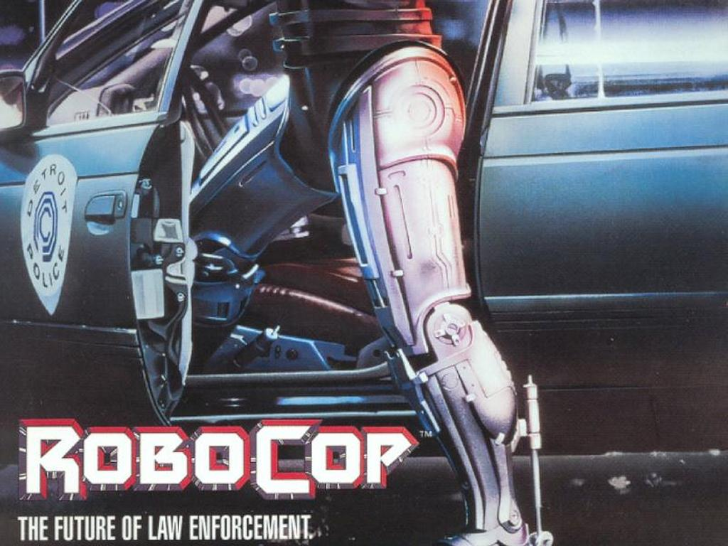 Movies Wallpaper: Robocop