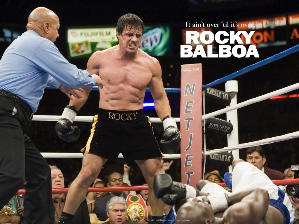 Movies Wallpaper: Rocky Balboa