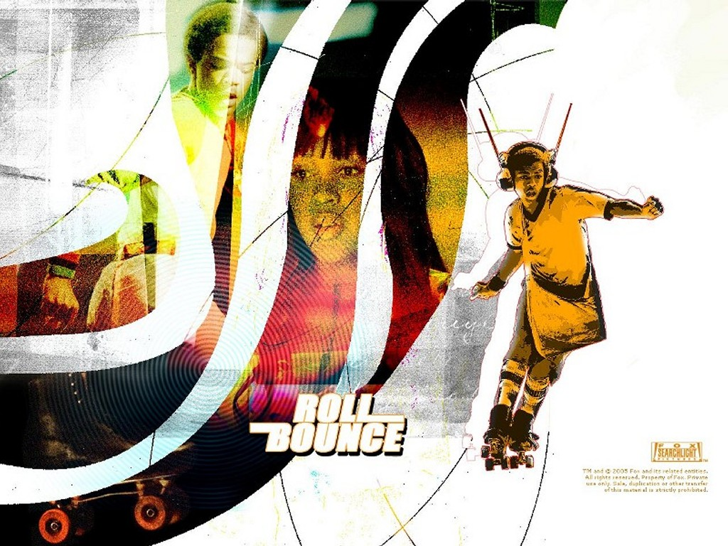 Movies Wallpaper: Roll Bounce