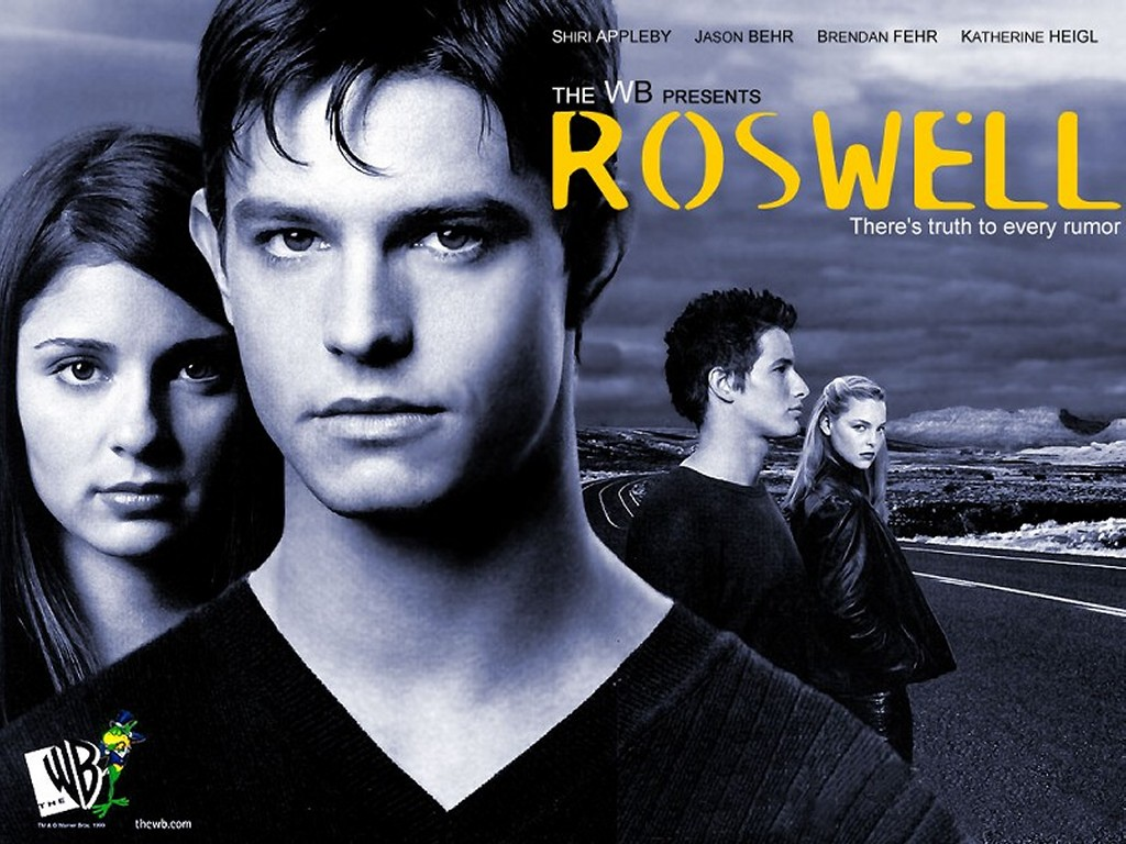Movies Wallpaper: Roswell