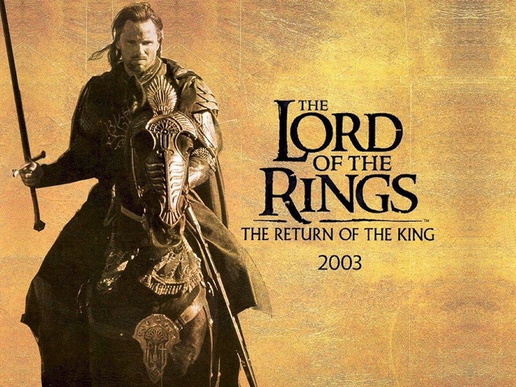 Movies Wallpaper: The Lord of the Rings - The Return of the King
