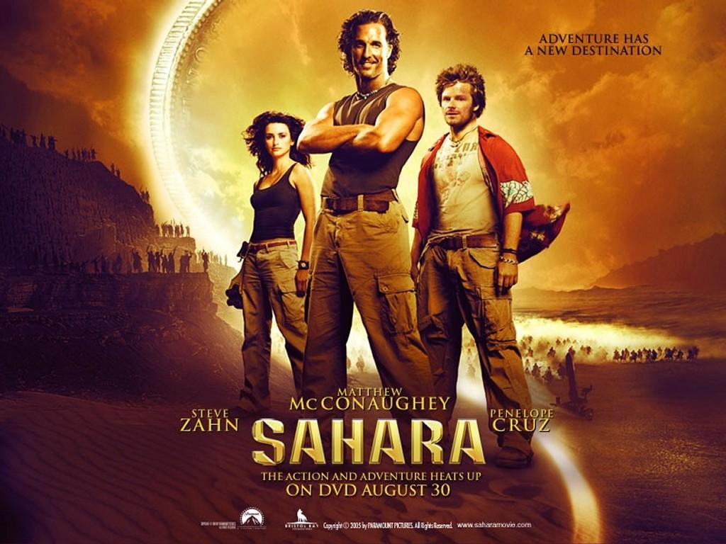 Movies Wallpaper: Sahara