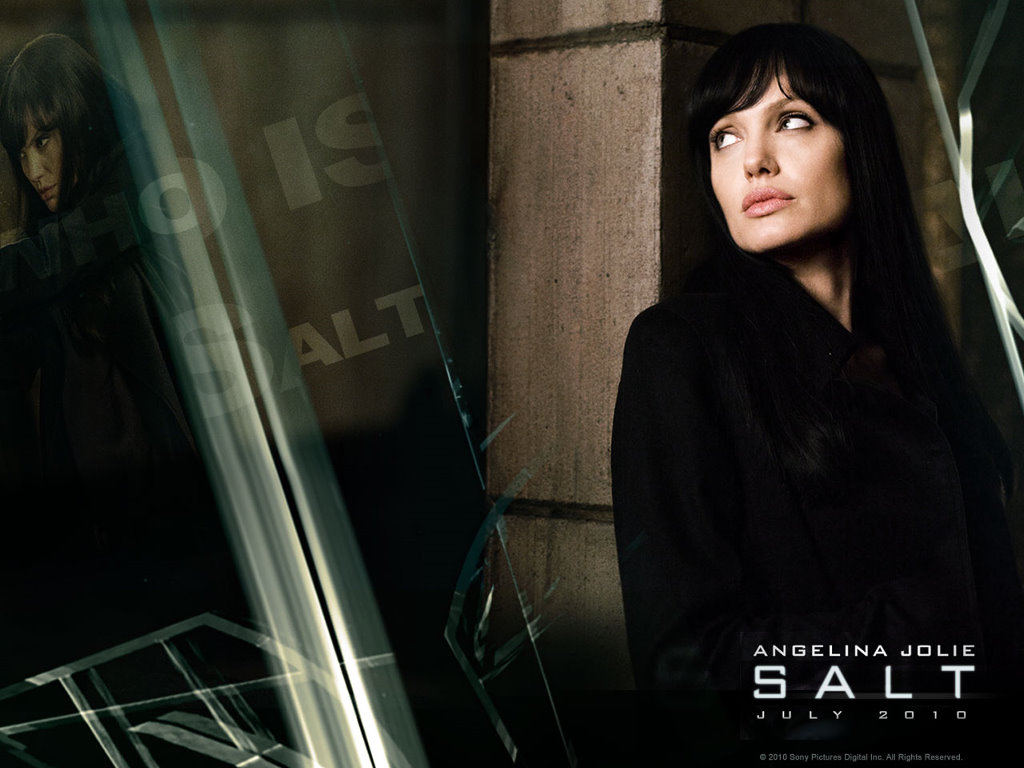 Movies Wallpaper: Salt