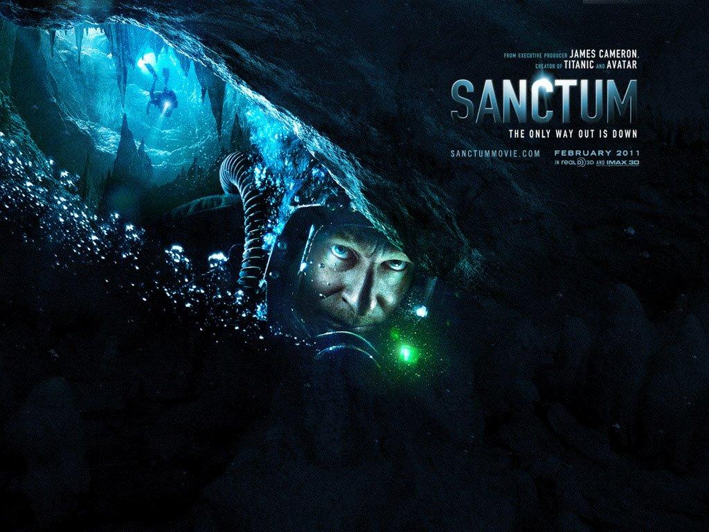 Movies Wallpaper: Sanctum