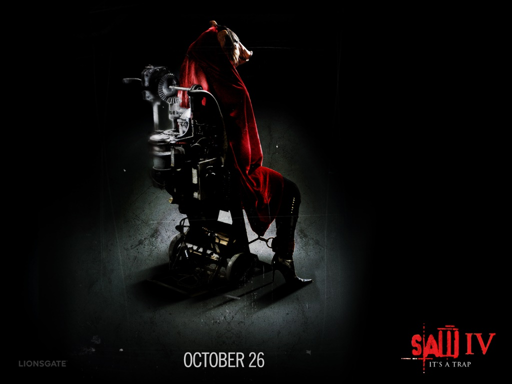Movies Wallpaper: Saw 4