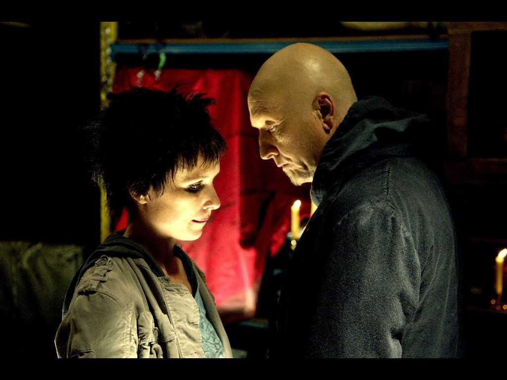 Movies Wallpaper: Saw 3 - Amanda and Jigsaw