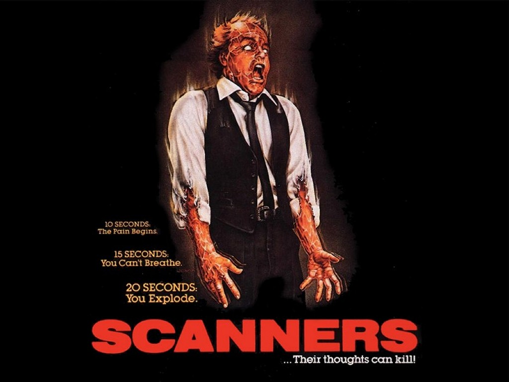 Movies Wallpaper: Scanners