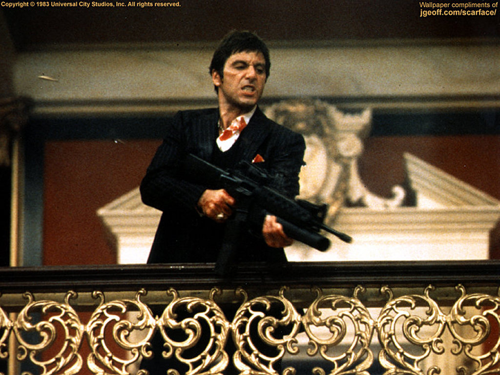 Movies Wallpaper: Scarface