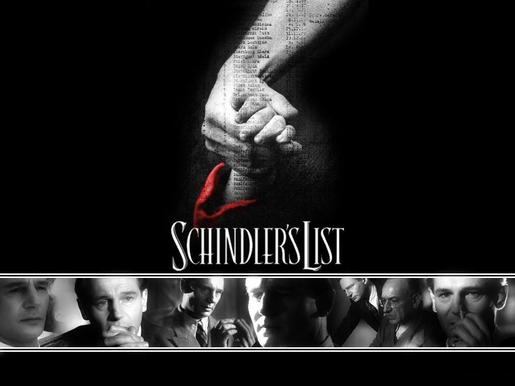 Movies Wallpaper: Schindler's List
