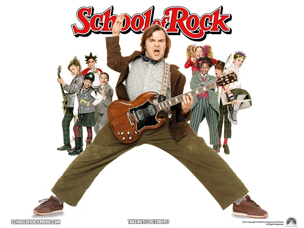 Movies Wallpaper: School of Rock