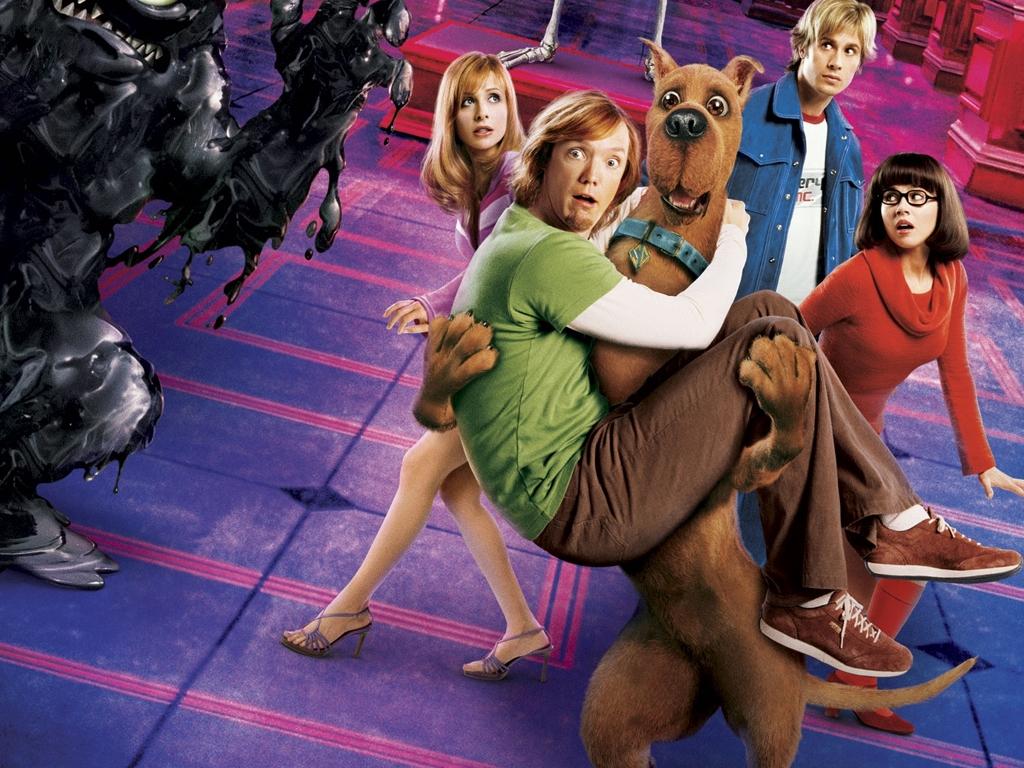 Movies Wallpaper: Scooby-Doo