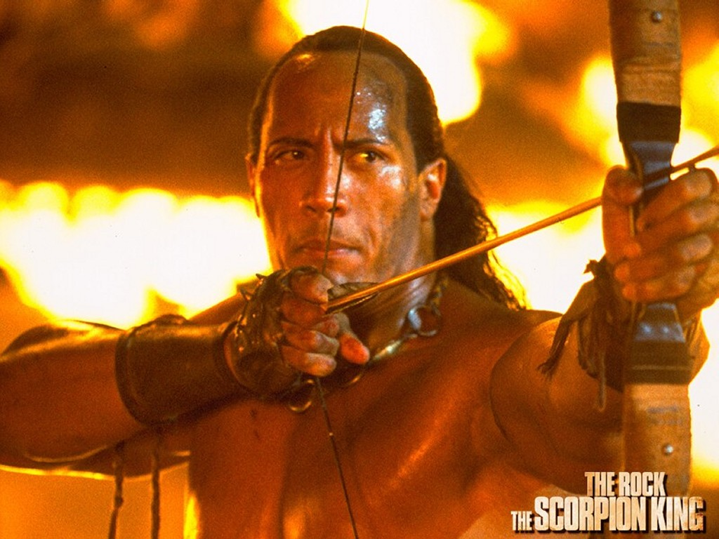 Movies Wallpaper: The Scorpion King