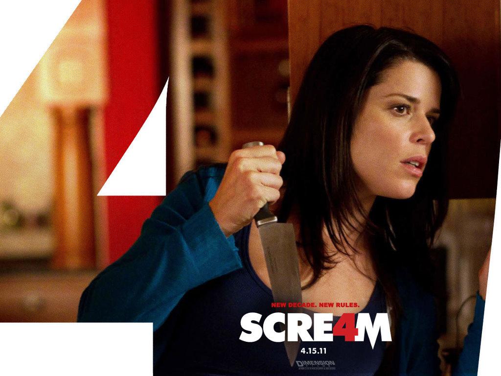 Movies Wallpaper: Scream 4