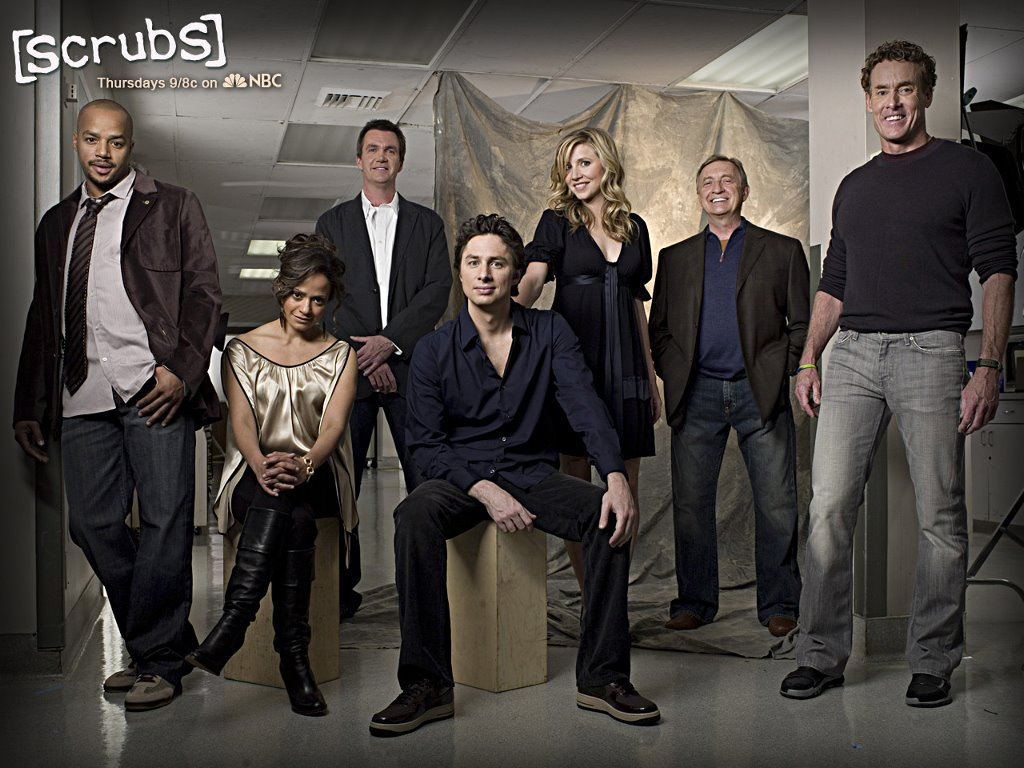 Movies Wallpaper: Scrubs