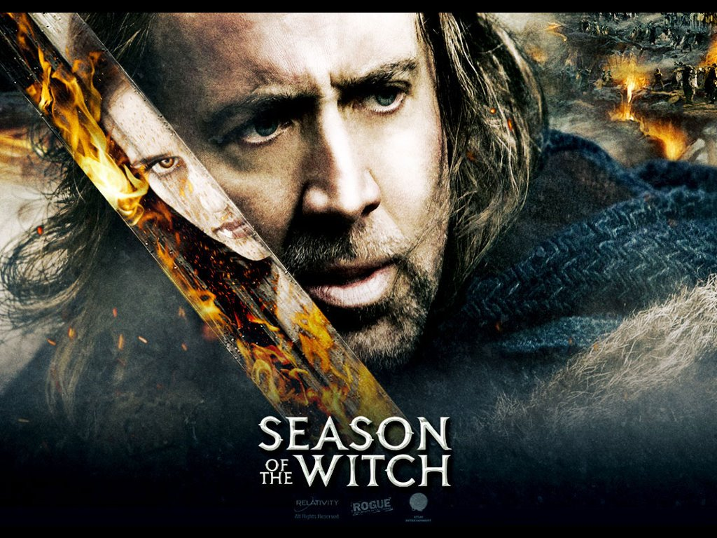Movies Wallpaper: Season of the Witch