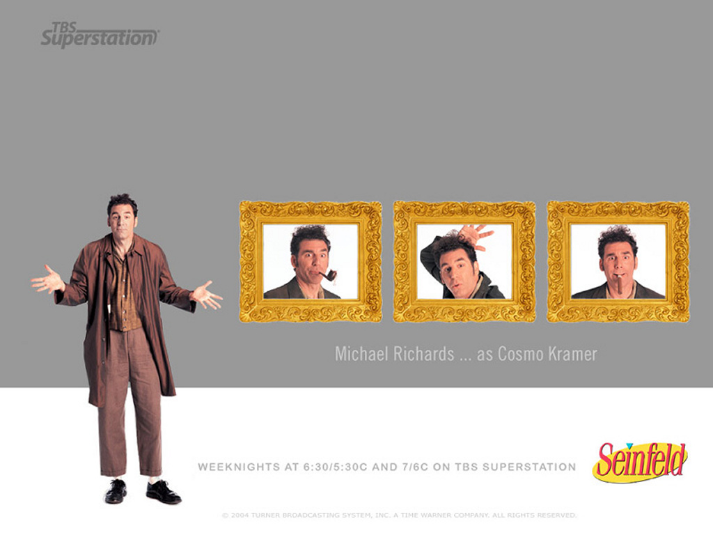 Movies Wallpaper: Seinfeld - Kramer