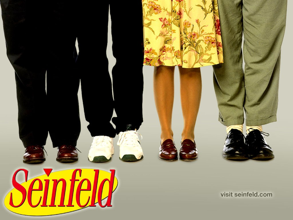 Movies Wallpaper: Seinfeld