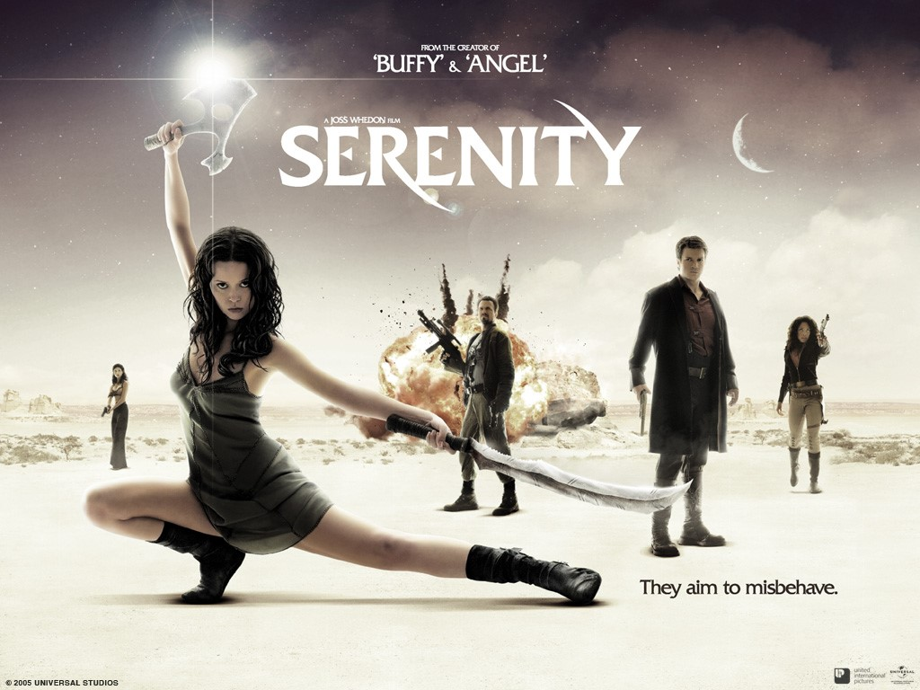 Movies Wallpaper: Serenity