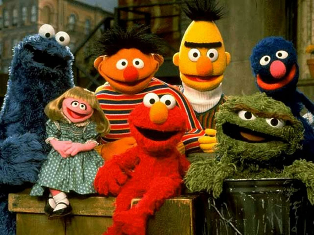 Movies Wallpaper: Sesame Street