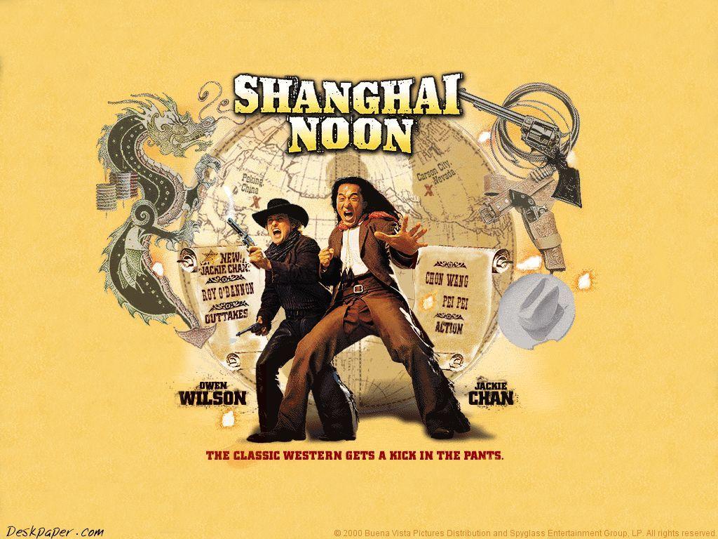 Movies Wallpaper: Shangai Noon