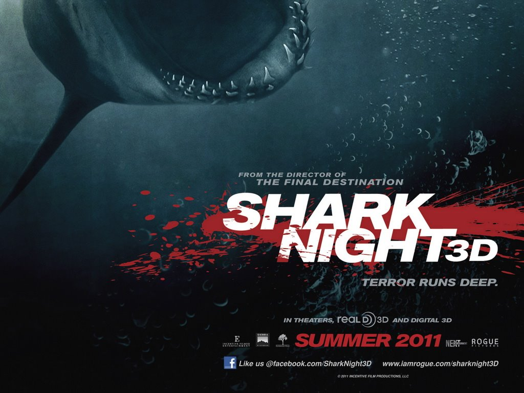 Movies Wallpaper: Shark Night 3D