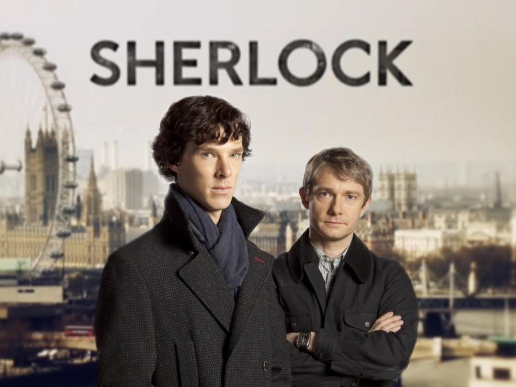 Movies Wallpaper: Sherlock