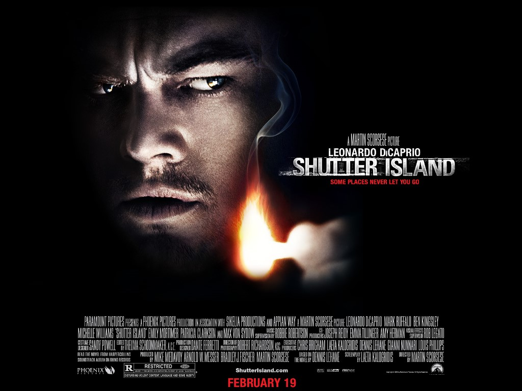 Movies Wallpaper: Shutter Island
