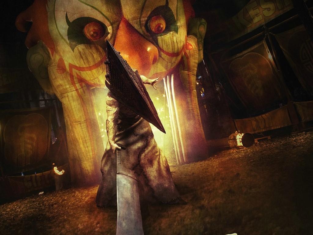 Movies Wallpaper: Silent Hill - Revelation 3D
