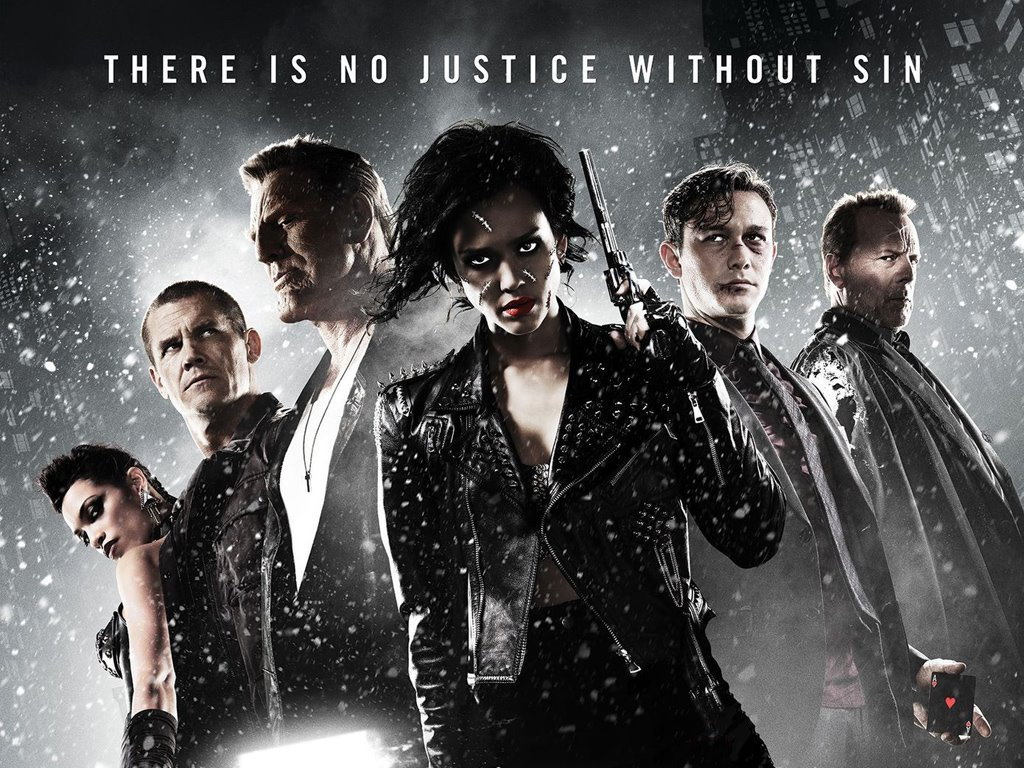 Movies Wallpaper: Sin City - A Dame to Kill For
