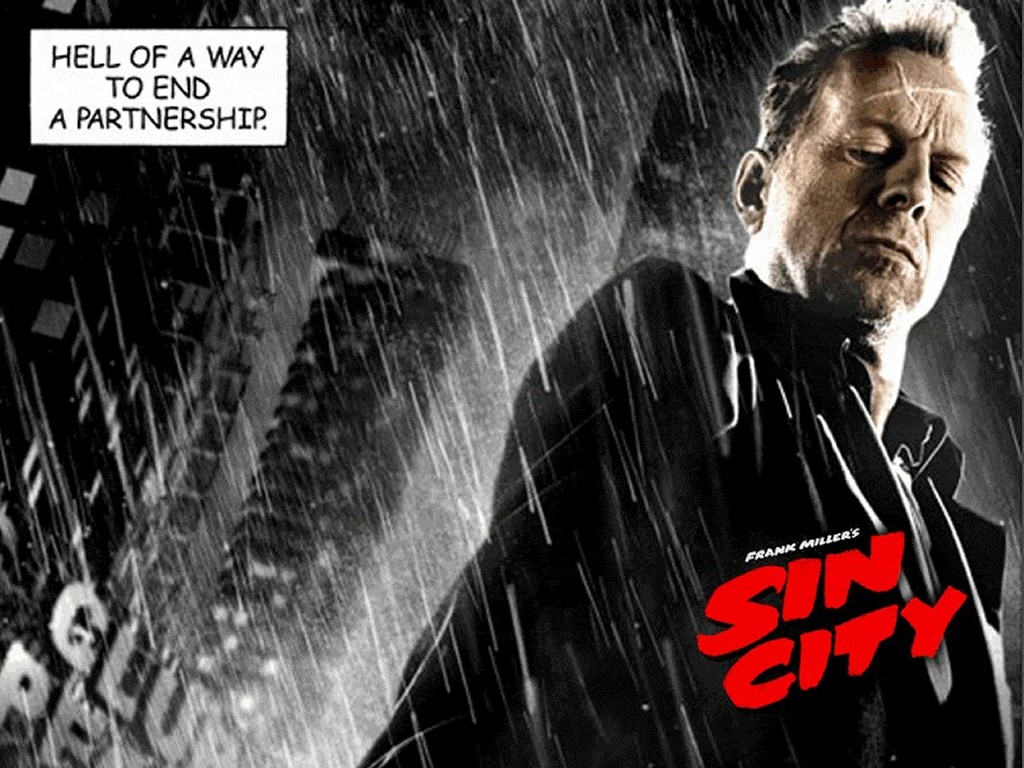 Movies Wallpaper: Sin City