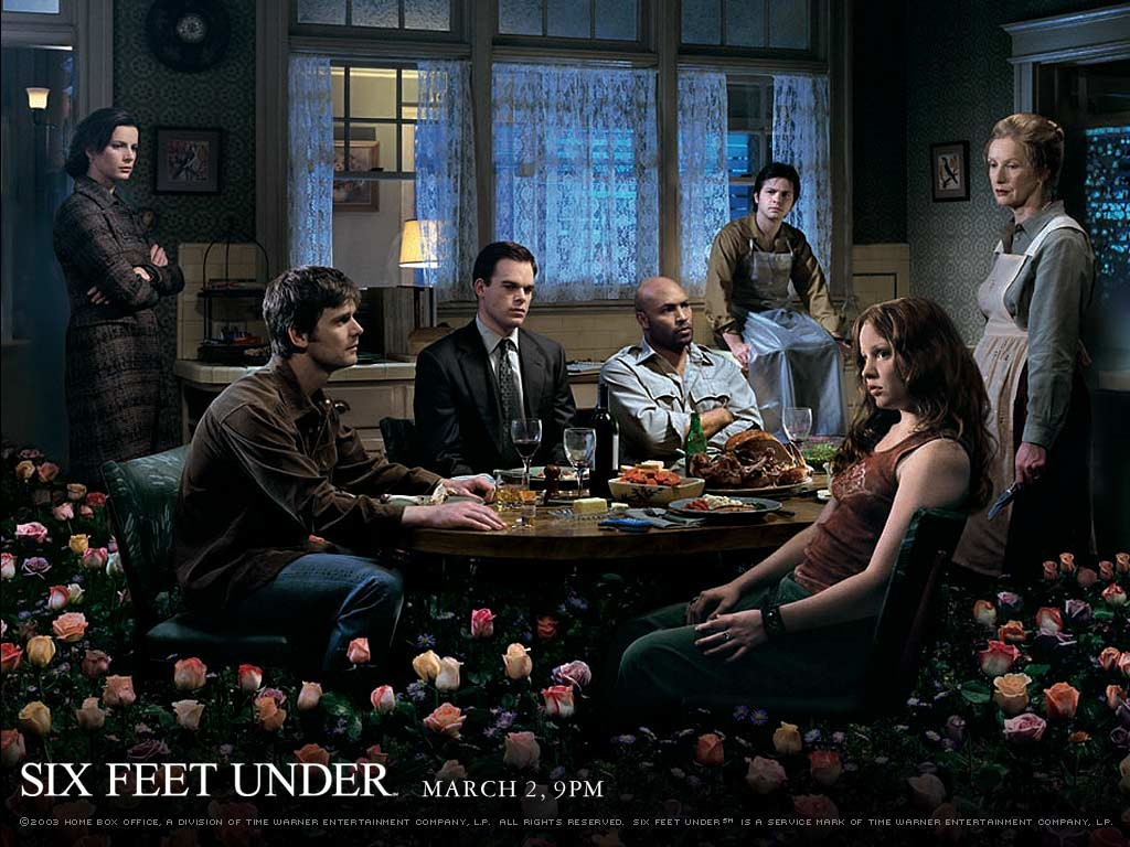 Movies Wallpaper: Six Feet Under