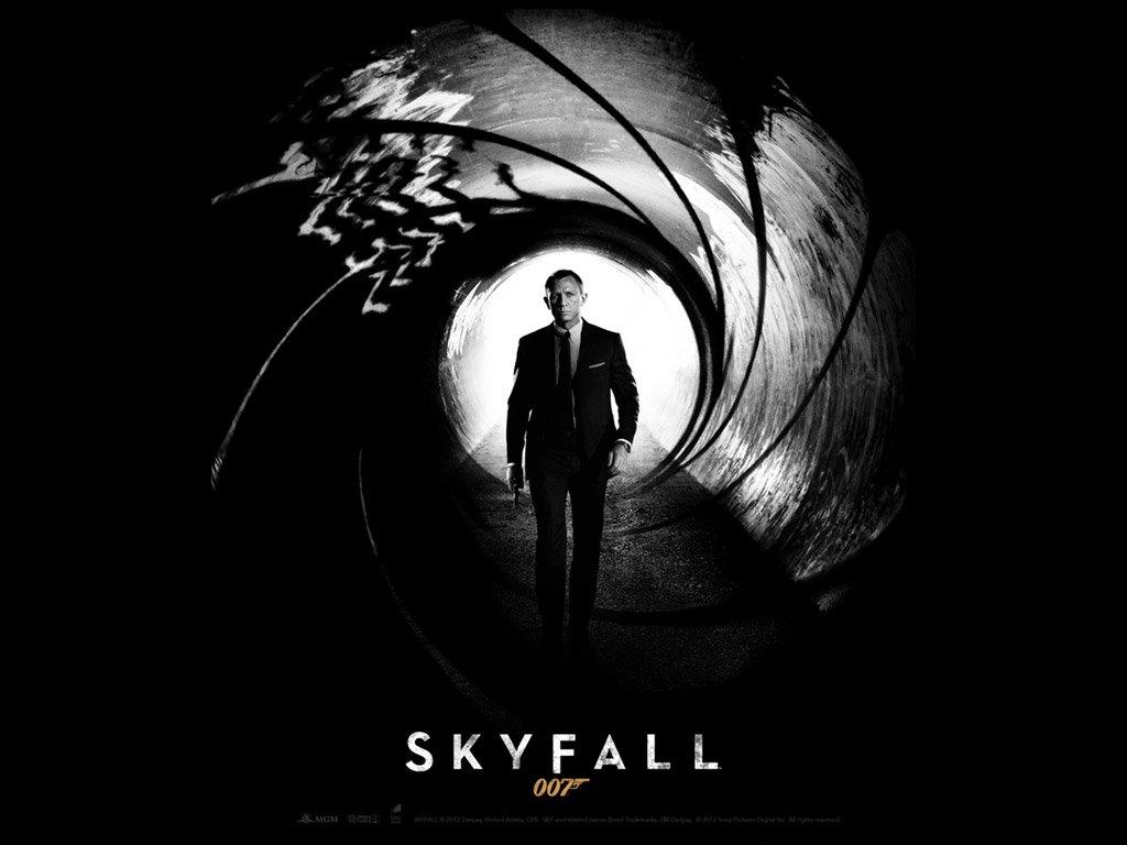 Movies Wallpaper: Skyfall