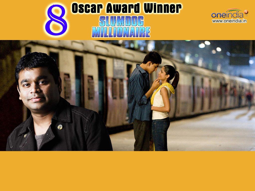 Movies Wallpaper: Slumdog Millionaire