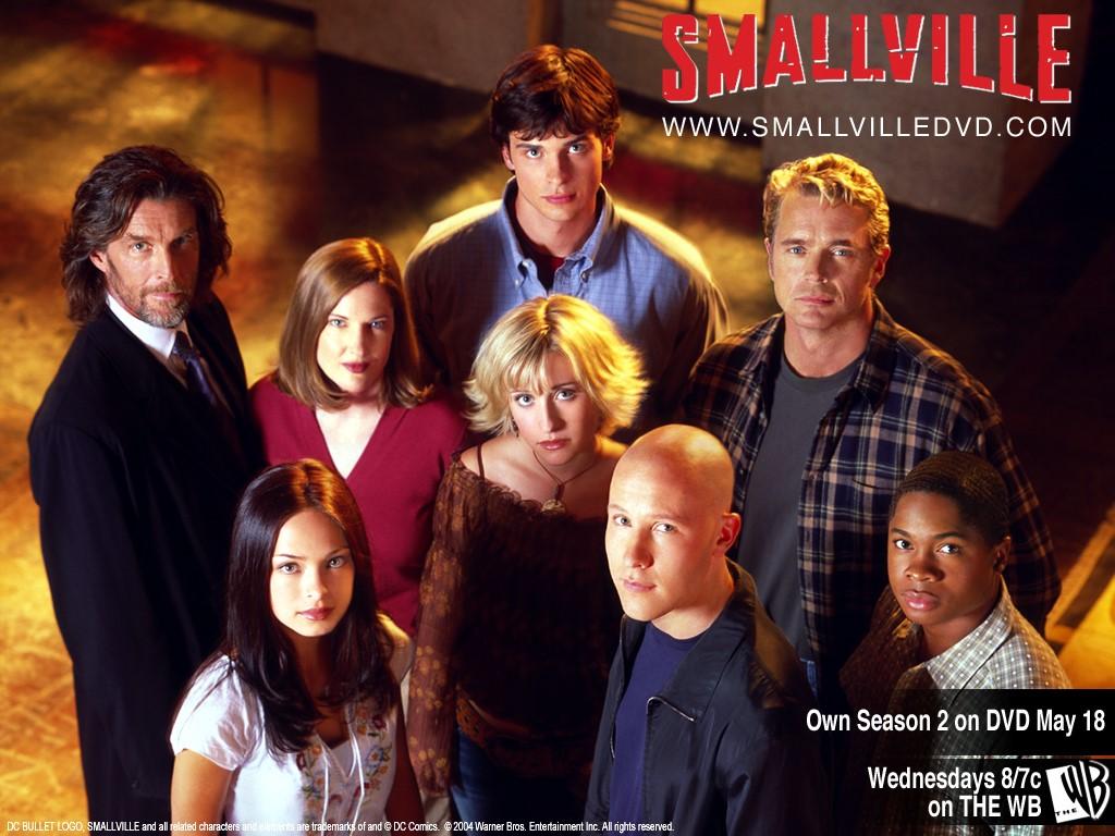 Movies Wallpaper: Smallville