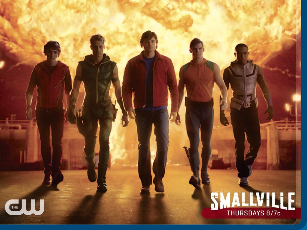 Movies Wallpaper: Smallville - Justice