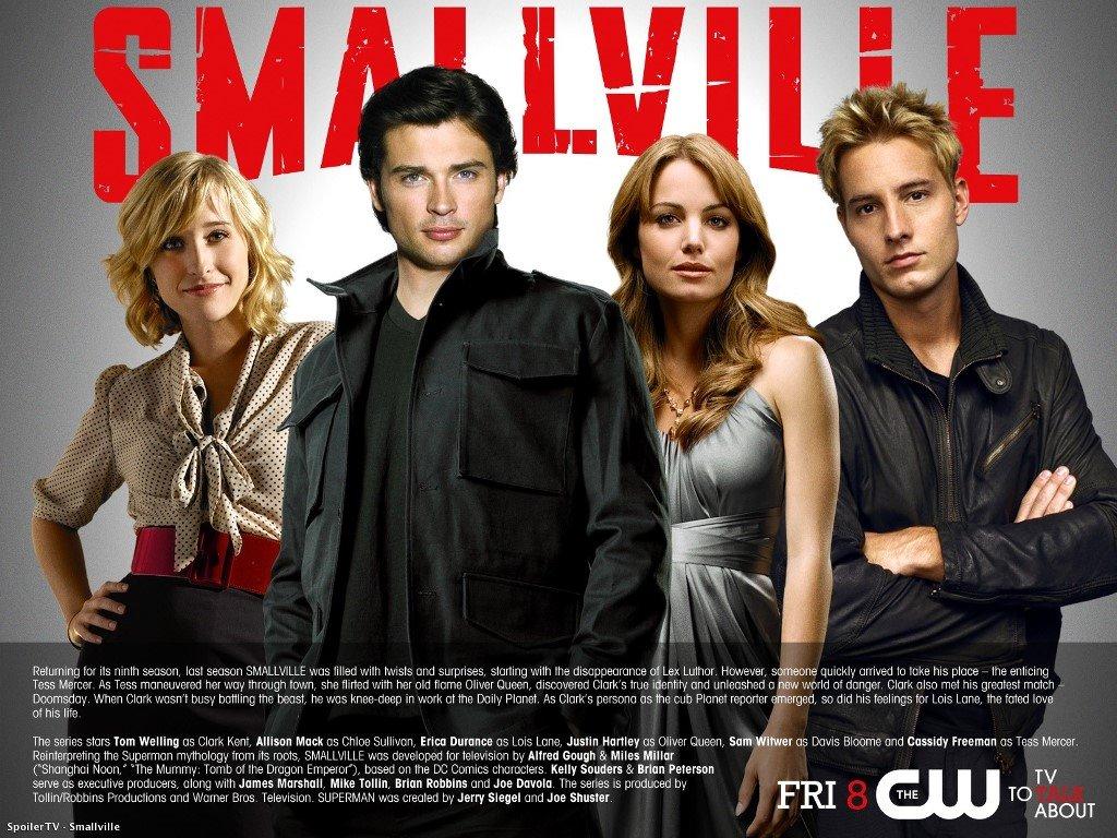Movies Wallpaper: Smallville - Season 9