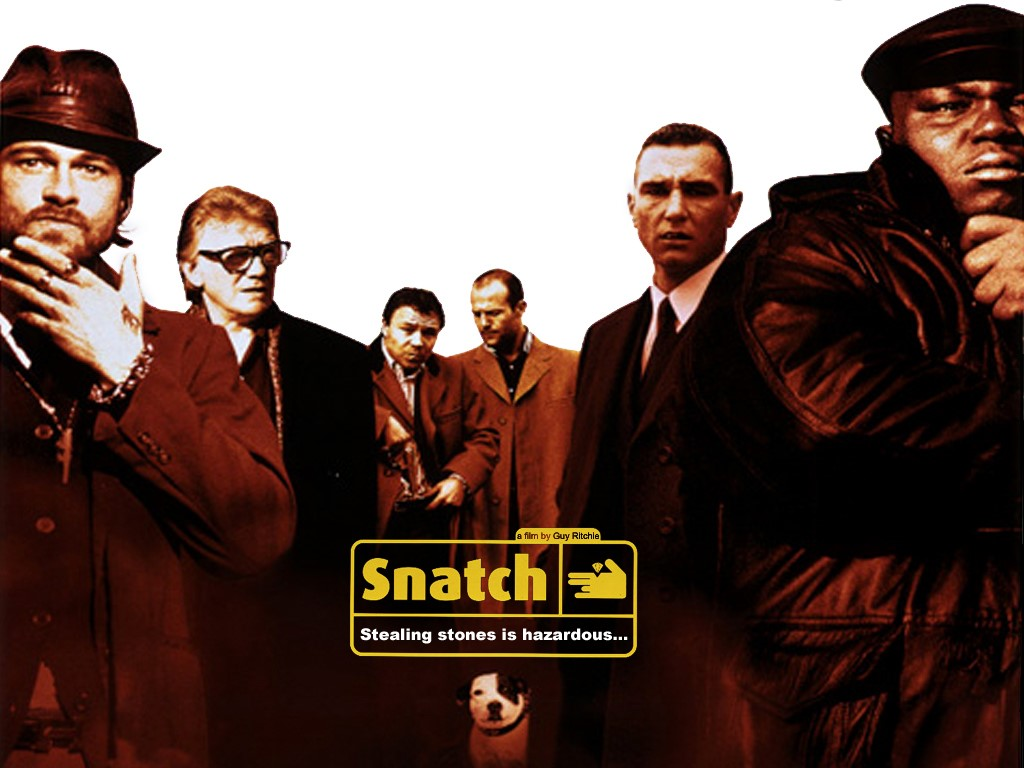 Movies Wallpaper: Snatch